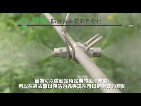 【中日噴霧】降溫+加濕+防蟲害 自動化系統 「CoolPescon」
