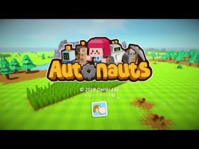 【AutoNauts】 パンも鉄必要じゃんか・・やっぱりリンゴ最強 #4