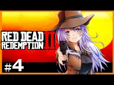 #4【Red Dead Redemption Ⅱ/PC】狙い撃ちしながら稼ぎたい!【初見】
