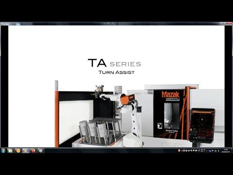 TA series(TURN ASSIST) :旋盤用自動化システム
