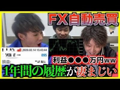 【実録】月利30%?FX自動売買ソフトを100万円で一年間運用したら凄まじすぎた。