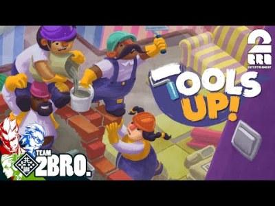 #1【アクション】弟者,兄者,おついちの「Tools Up!」【2BRO.】
