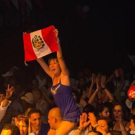 ¡Arriba Perú!