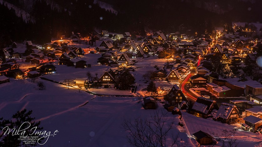 Light Up Shirakawa-go