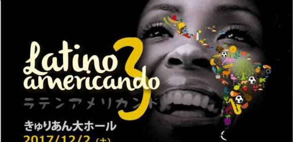 Latinoamericando 3 en Tokio: Las raíces negras de Latinoamérica