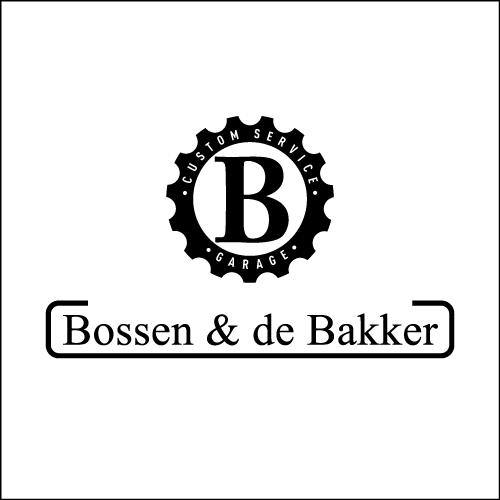 Logo bossen en de bakker