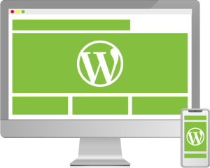 WordPress screen Kantoor260