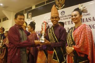 Pemenang 1 Duta Bahasa tahun 2016