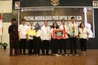 Pemenang harapan 3 SMA N 1 Pangkalpinang