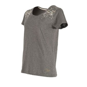 Camiseta Mujer Astore Nineu Espiritua Antracita | Kantxa Kirol Moda