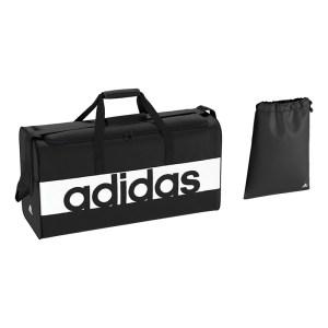 Bolsa Adidas Lin PE TB L Negro| Kantxa Kirol Moda