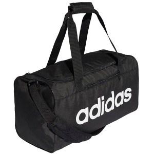 Bolsa de Deporte Adidas Line Core S Negra | Kantxa Kirol Moda