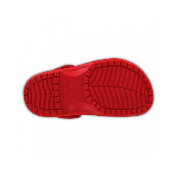 Chancletas Niño Crocs Classic Rojo | Kantxa Kirol Moda