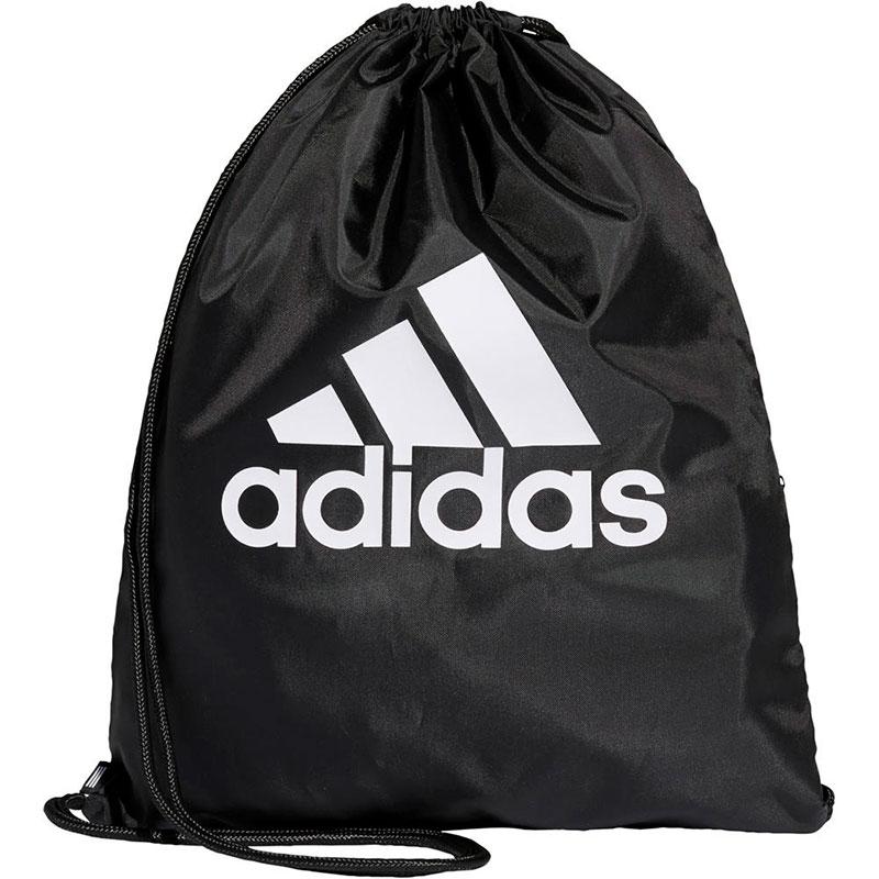 820174350 Mochila Adidas Gymsack Negro-Blanco Azul - Kantxa Kirol Moda