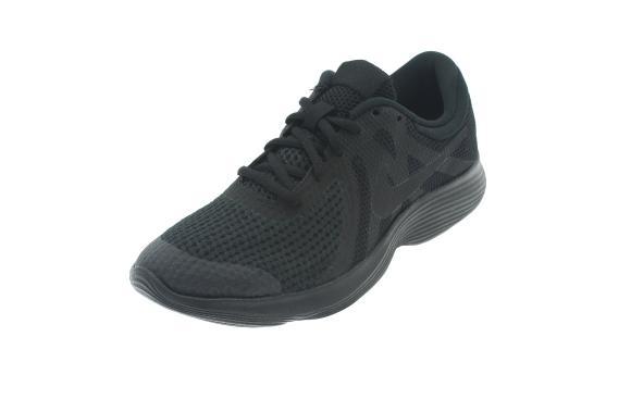 Zapatilla Nike Revolution Niño Negra | Kantxa Kirol Moda