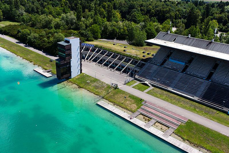 Der Termin für die Deutsche Drachenboot Meisterschaft 2018 im Standardboot ist fix