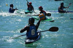 Kanu-Polo Spieler aus Deutschland in der italienischen Liga