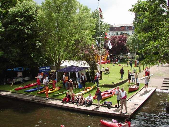 Veranstaltungstipp: 1. Outrigger- und Drachenbootevent in Hamburg
