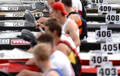 Zweimal Doppelgold beim Kanu-Marathon-Worldcup in Belgien