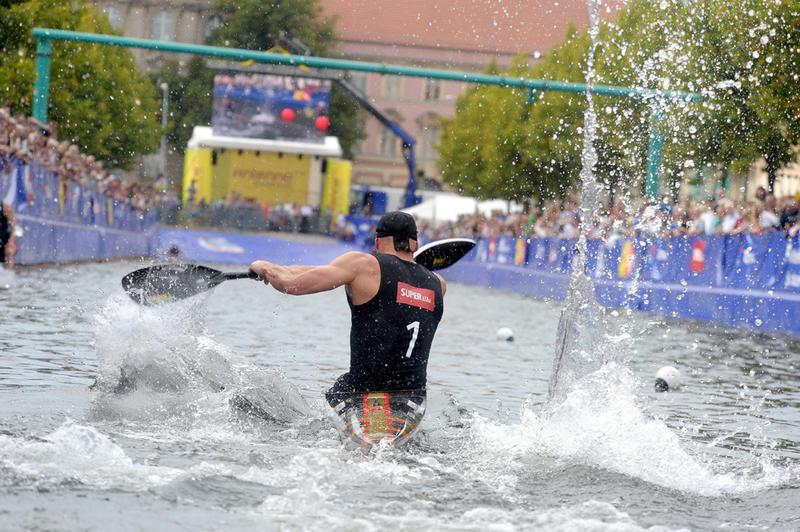 13. Potsdamer Kanalsprint mit den besten Kanu-Rennsportlern der Welt
