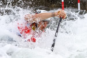 Kanu-Slalom-Weltcup-Ivrea_Kanu-zum-Frühstück