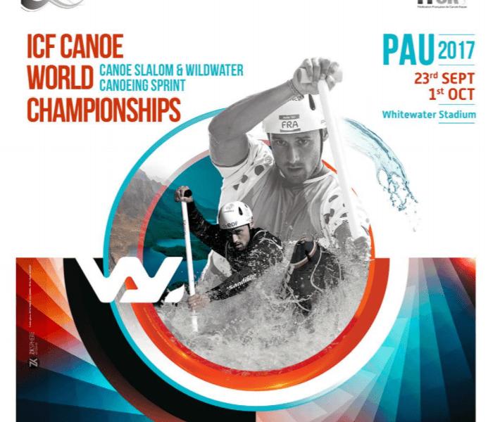Die Kanu-Slalom WM 2017 in Pau