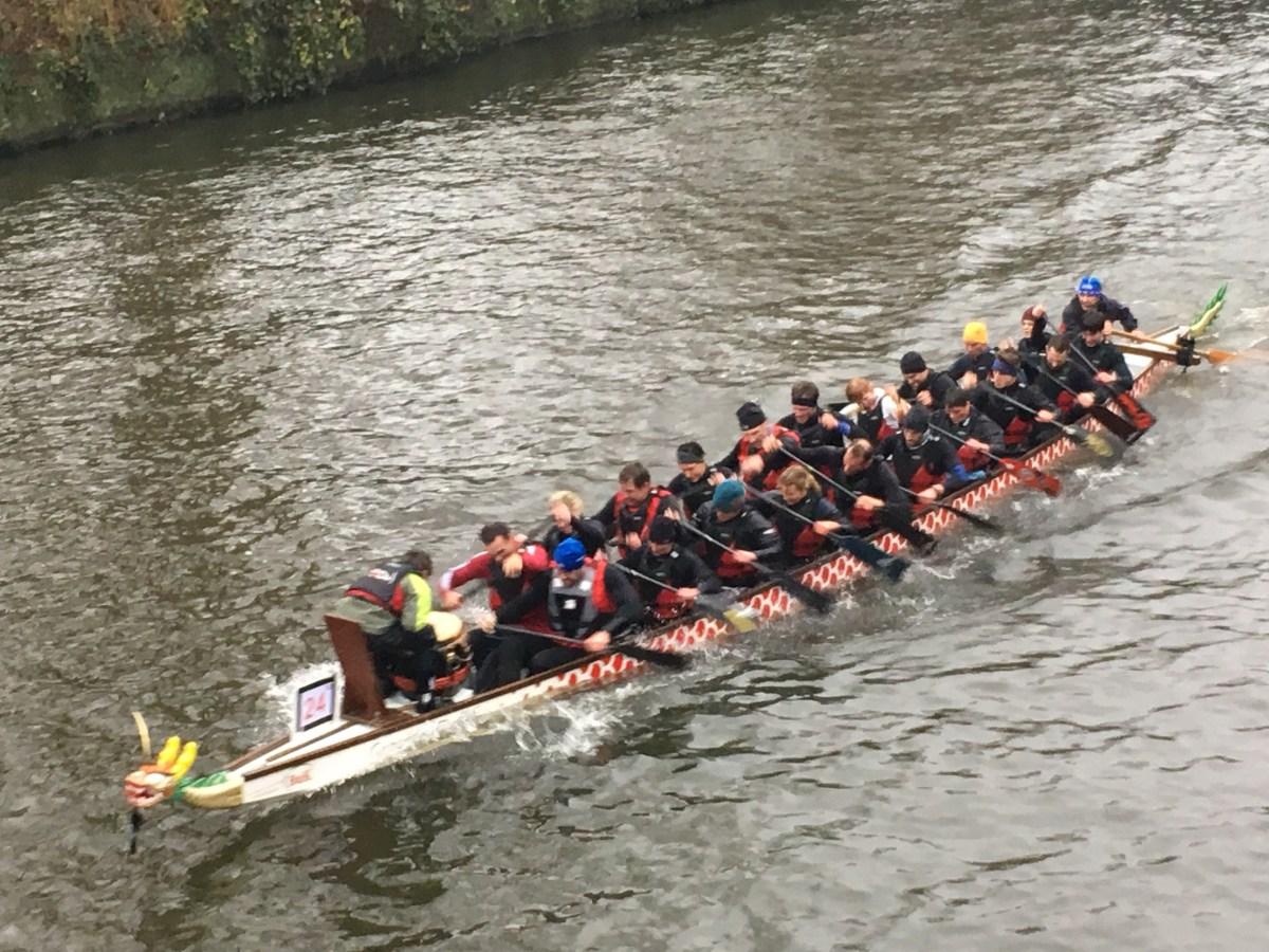 Die Ausschreibung zur 1. gemeinsamen Deutschen Drachenboot Langstrecken - Meisterschaft ist online