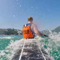 Die Deutsche im Kanu Ocean Sport - Das Hawaiian Sports Festival