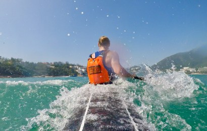 Kanu-Oceansport jetzt mit Preisgeld und einer Weltrangliste