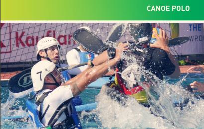 Athlet des Jahres: Kanu-Polo Nationalmannschaft der Herren nominiert