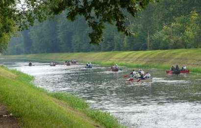 Eine Kanu-Rundtour auf dem Bützow-Güstrow-Kanal in Mecklenburg-Vorpommern