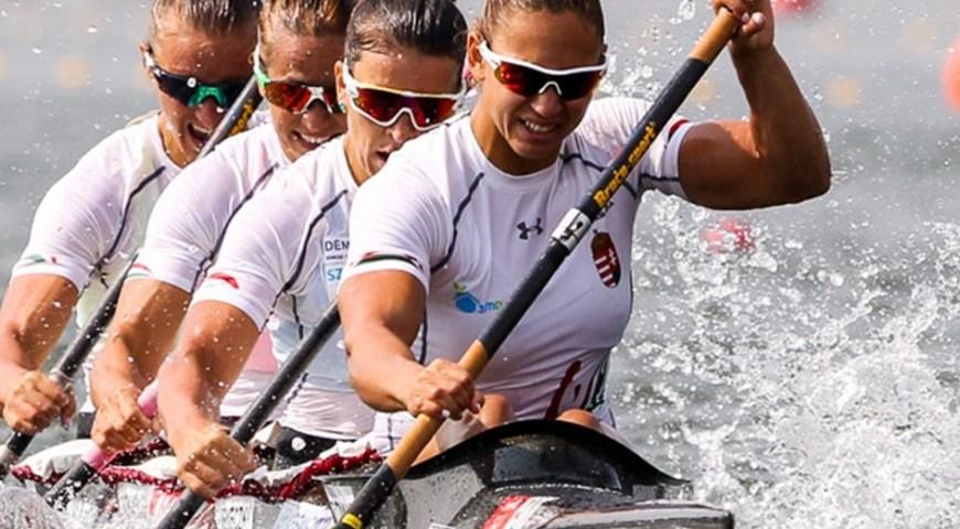 Kanu-Rennsport Stars kommen zum Auftaktweltcup nach Szeged