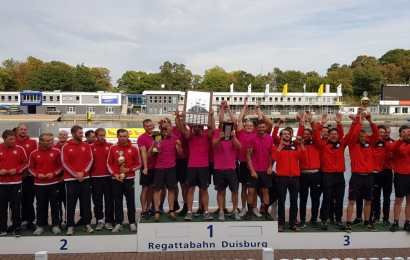 Deutsche Meisterschaft Kanu-Polo 2018