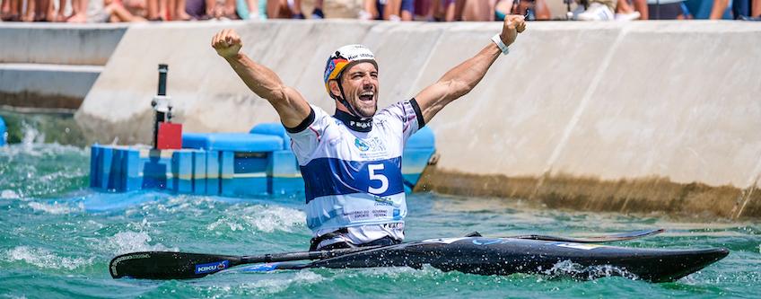 Franz Anton und Hannes Aigner sind Weltmeister
