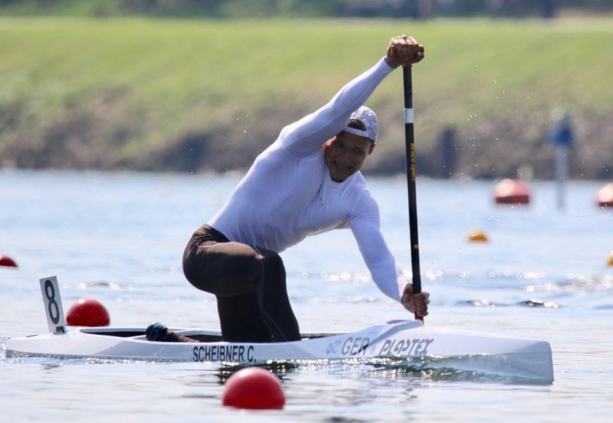 Rennkanuten starten mit der 1. nationalen Qualifikation in die vorolympische Wettkampfsaison