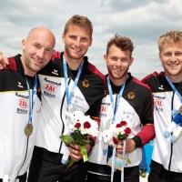 Kanu-Rennsport Weltcup in Poznan: Der 2. Finaltag