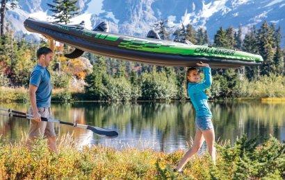 Vorstellung Intex Challenger K2 Schlauchboot