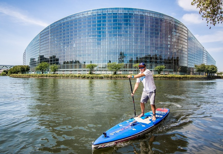 Starboard Touring 12'6 Deluxe DC – Der neue Maßstab für stabile Inflatable Boards