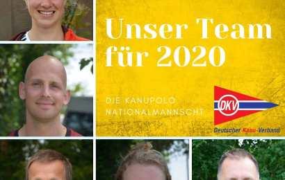 Neue Trainer für Kanu-Polo Nationalmannschaften gesucht