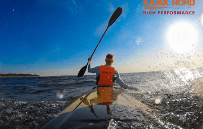 Surfski Trainings Camp an der Ostsee