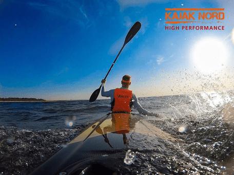 Surfski Trainings Camp an der Ostsee