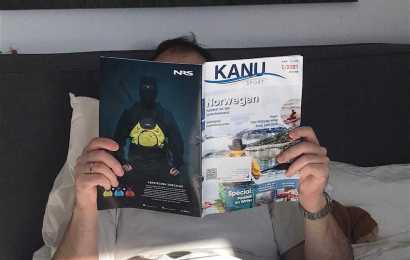 Entspannung pur – das Feeling nach dem Kanu-Weekend