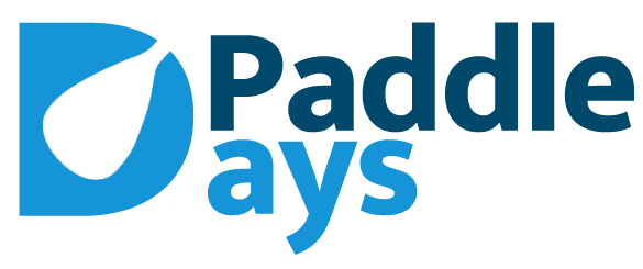 Das Logo der Paddledays.