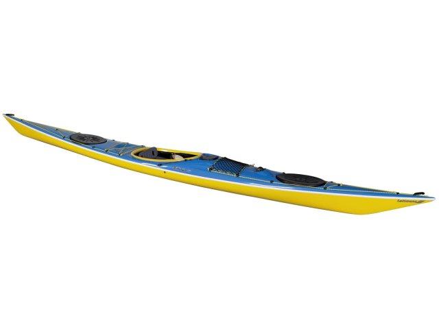 Der Lettmann Biskaya ist ein sportliches Seekajak.