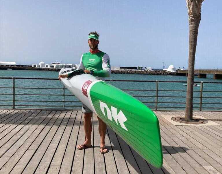 Gordan Harbrecht holt Silber bei der WM im Ocean Racing
