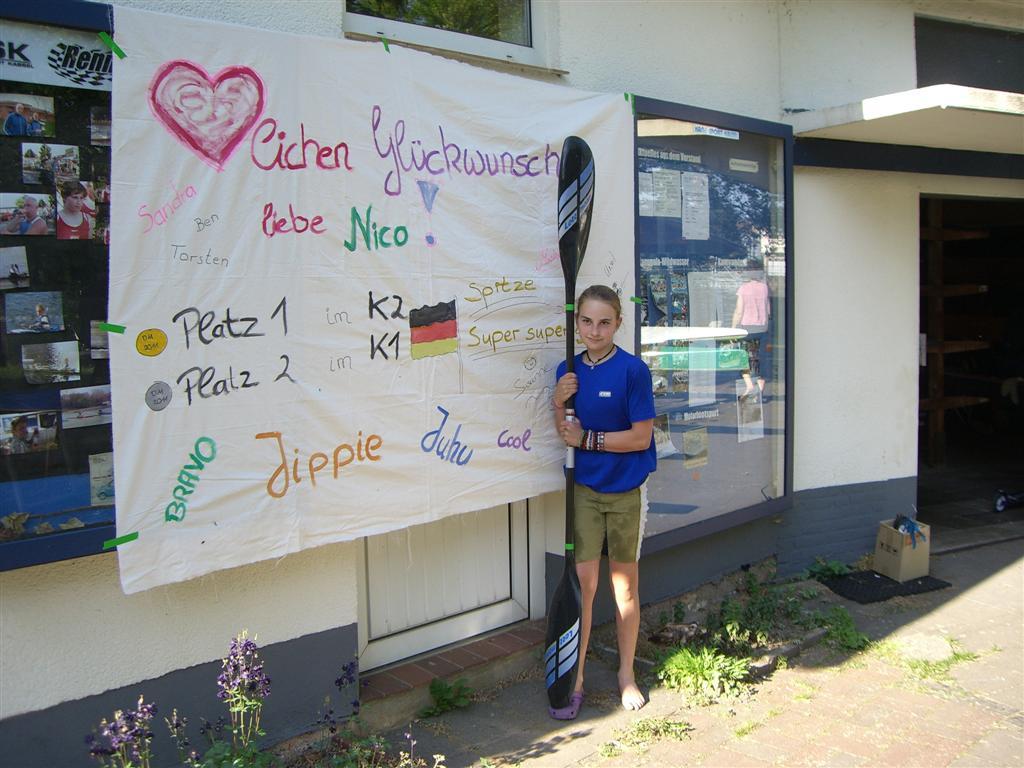 Deutsche Meisterschaften im Kanu-Marathon