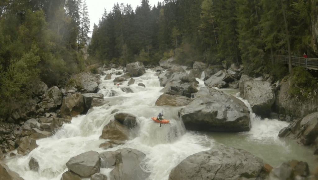 Der Ruf der Wellerbrücke: Wildwasser im Ötztal