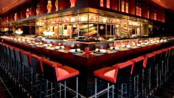L'Atelier de Joel Robuchon (pic from restaurant website)