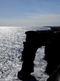 Holei Sea Arch Hawaii Volcanoes National Park