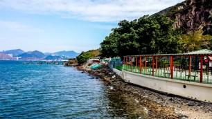 Sok Kwu Wan pier Lamma Island